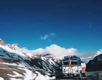 Arctic Truck oder Artic Lorry