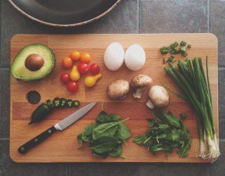 Einen Laster fahren und sich gleichzeitig gesund ernähren.
