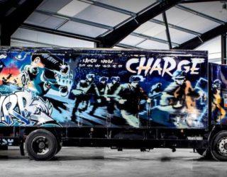 Banksy Laster finden bei Auktion keinen Käufer