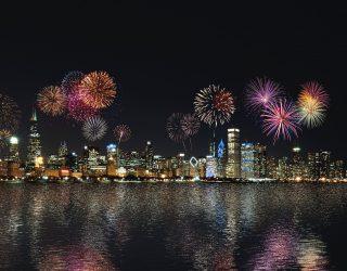 Ein unerwartetes Feuerwerk