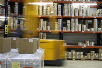 Renditen von Logistikimmobilien sinken